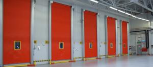 Hızlı PVC Kapı Resmi
