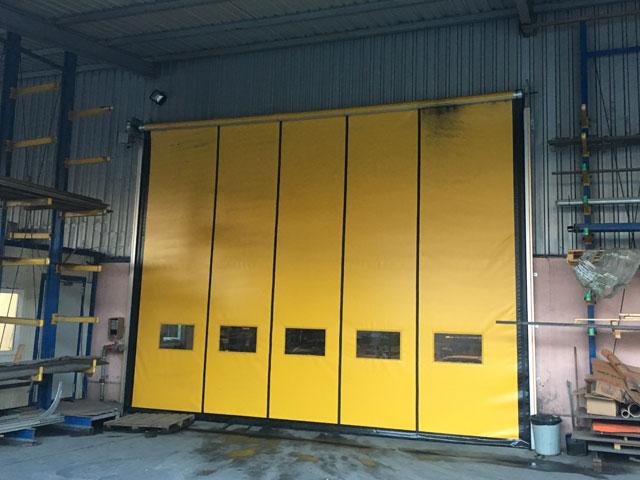 PVC Sarmal Kapı