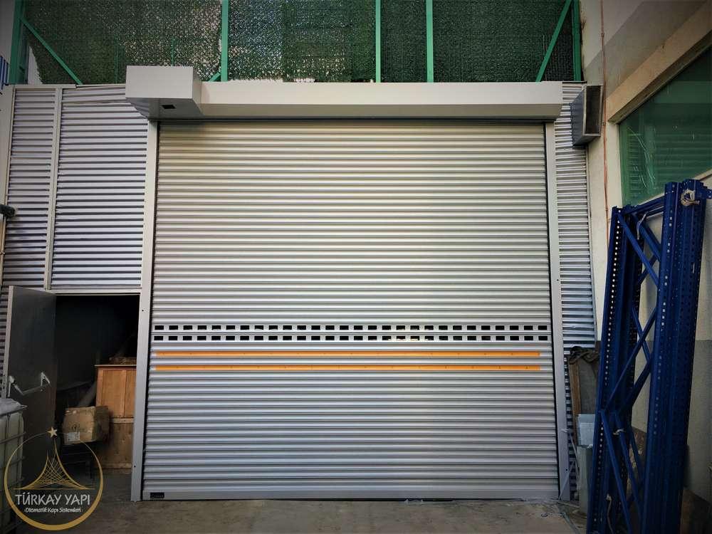 Otomatik Kepenk Kapı