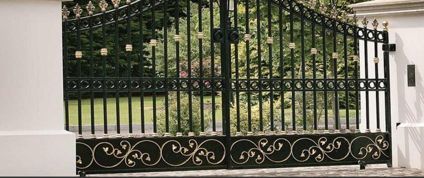 Bahçe Kapısı Banner