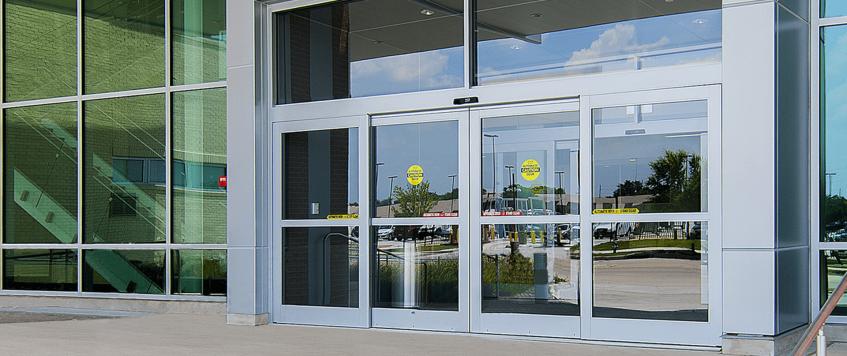 Fotoselli Cam Kapı Resmi
