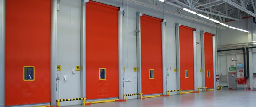 Hızlı PVC Kapı Banner